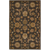 IH83 Charcoal-Traditional-Area Rugs Weaver