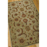 IH83 Green-Traditional-Area Rugs Weaver