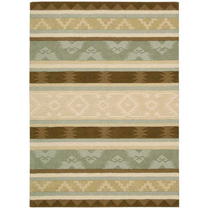 IH84 Green-Traditional-Area Rugs Weaver