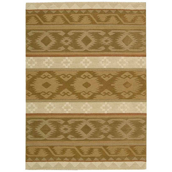 IH85 Beige-Traditional-Area Rugs Weaver