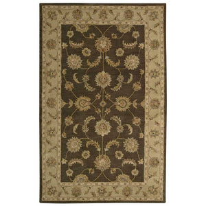 IH89 Brown-Traditional-Area Rugs Weaver