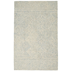 AZM01 Ivory-Tribal-Area Rugs Weaver