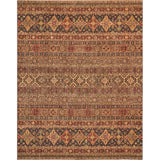 JEL03 Blue-Vintage-Area Rugs Weaver