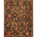 JEL04 Blue-Transitional-Area Rugs Weaver