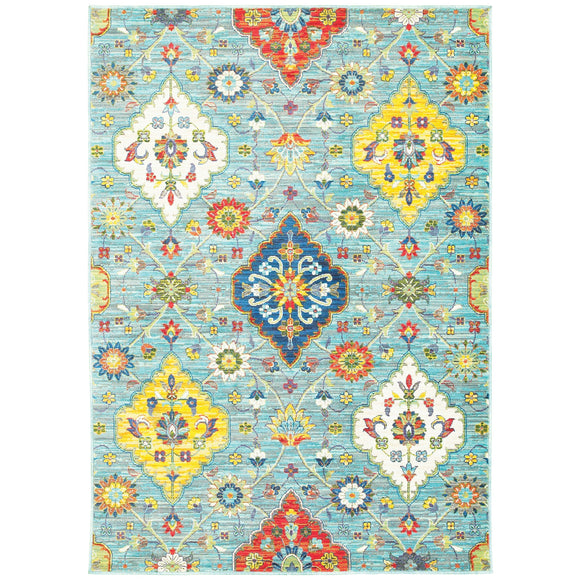 JOL 4929L-Casual-Area Rugs Weaver