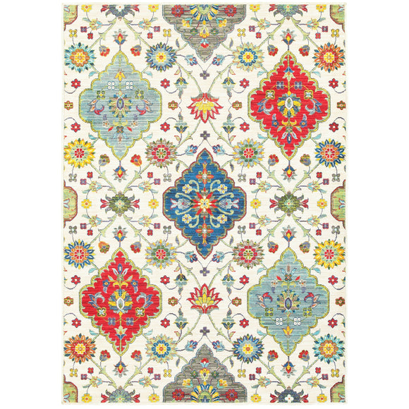 JOL 4929W-Casual-Area Rugs Weaver