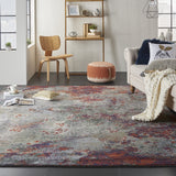 ATW02 Grey-Modern-Area Rugs Weaver