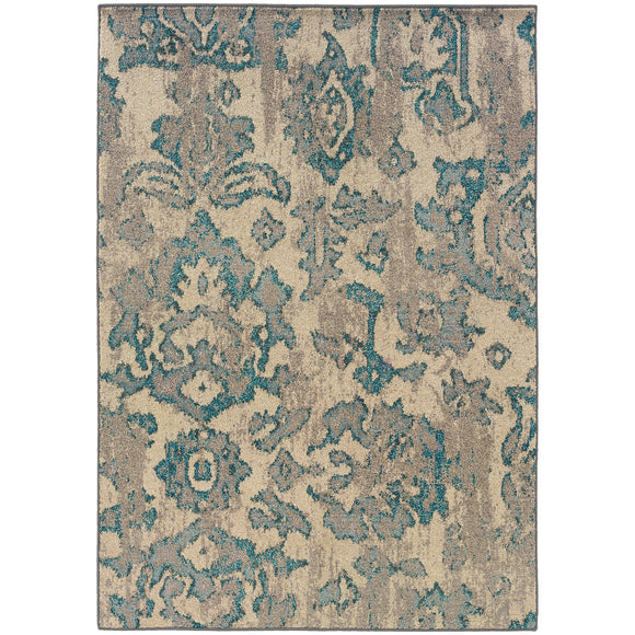 KAE 8023Y-Casual-Area Rugs Weaver