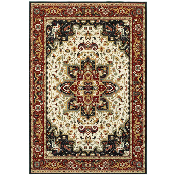 KSH 096W1-Traditional-Area Rugs Weaver