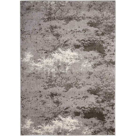 KI243 Grey-Modern-Area Rugs Weaver