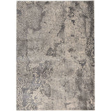 KI352 Grey-Modern-Area Rugs Weaver