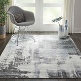 KI373 Grey-Modern-Area Rugs Weaver