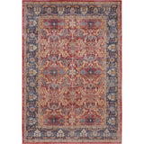 ANR02 Red-Vintage-Area Rugs Weaver