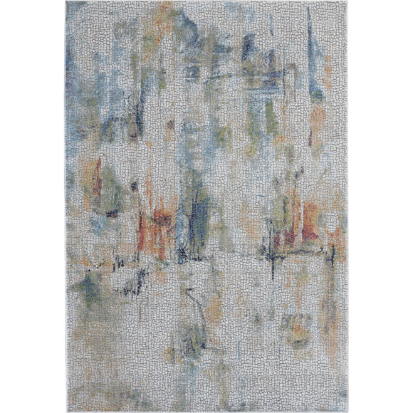 ANR09 Ivory-Modern-Area Rugs Weaver
