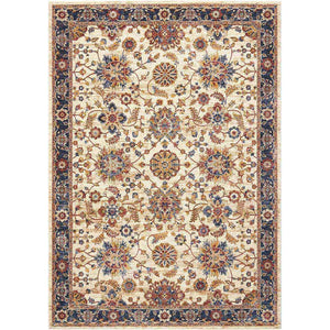 LAG04 Cream-Modern-Area Rugs Weaver
