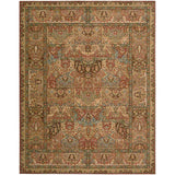 LI02 Multi-Traditional-Area Rugs Weaver