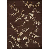 LH06 Brown-Transitional-Area Rugs Weaver