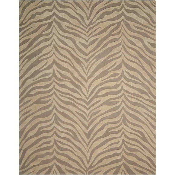 MA401 Ash-Animal Print-Area Rugs Weaver