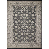 MYN10 Charcoal-Traditional-Area Rugs Weaver
