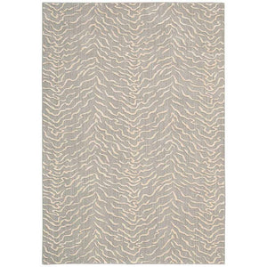 NEP04 Beige-Animal Print-Area Rugs Weaver
