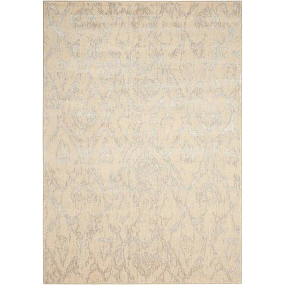 NEP07 Cream-Vintage-Area Rugs Weaver
