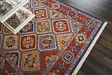 SK43 Multi-Traditional-Area Rugs Weaver