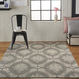 TRA09 Grey-Modern-Area Rugs Weaver