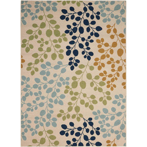 CRB01 Ivory-Outdoor-Area Rugs Weaver
