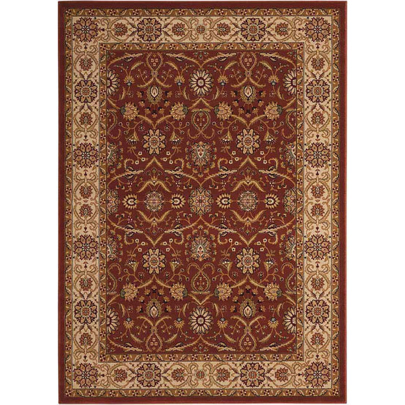 PC001 Brown-Traditional-Area Rugs Weaver