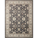 PC002 Charcoal-Traditional-Area Rugs Weaver