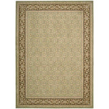 PE26 Green-Traditional-Area Rugs Weaver