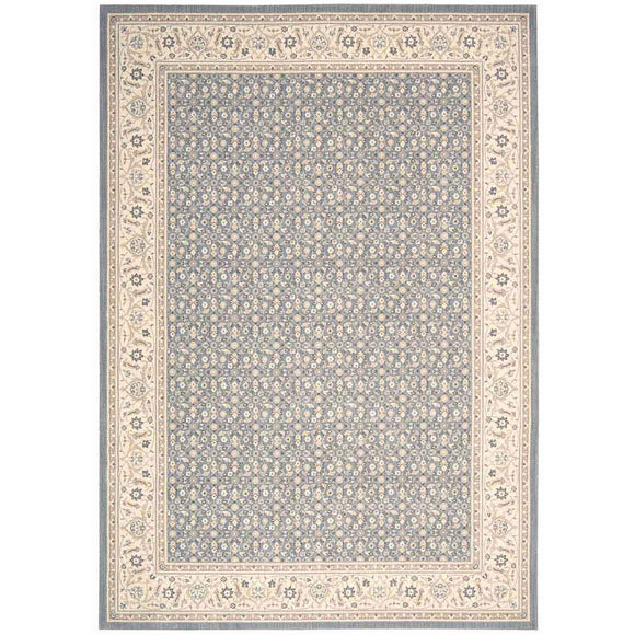 PE26 Silver-Traditional-Area Rugs Weaver