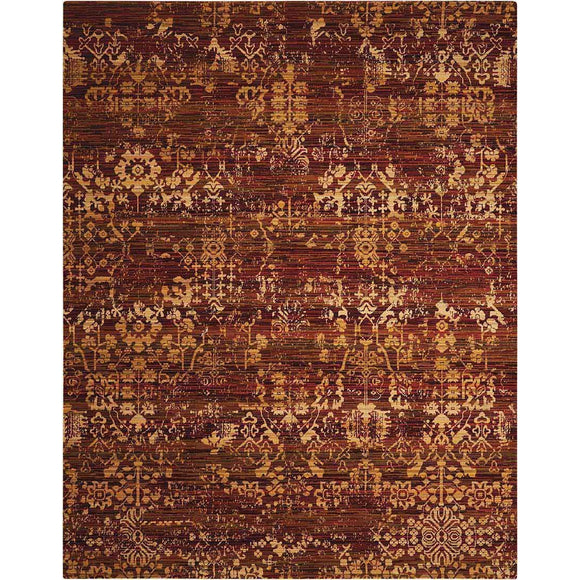 RH011 Multi-Vintage-Area Rugs Weaver