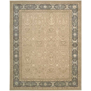REG01 Sand-Traditional-Area Rugs Weaver
