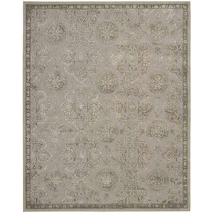 REG06 Grey-Traditional-Area Rugs Weaver