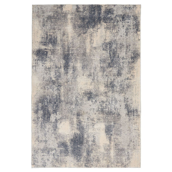 RUS02 Blue-Modern-Area Rugs Weaver
