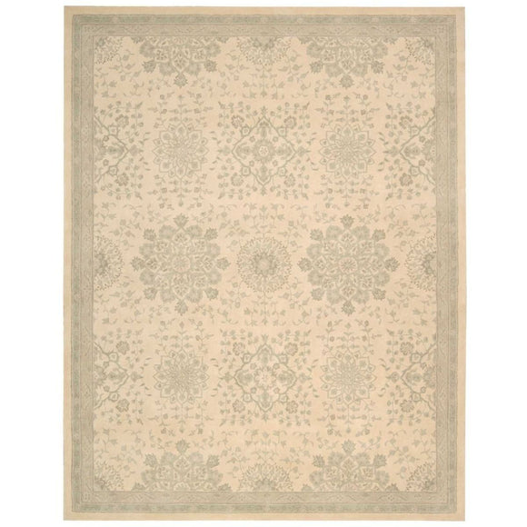 SER02 Cream-Vintage-Area Rugs Weaver