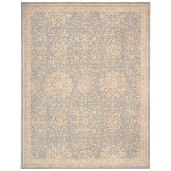 SER02 Grey-Vintage-Area Rugs Weaver