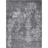 SHA14 Grey-Vintage-Area Rugs Weaver