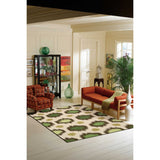SIA06 Ivory-Casual-Area Rugs Weaver