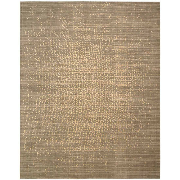SLK06 Brown-Transitional-Area Rugs Weaver
