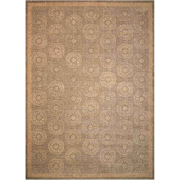 SLK04 Brown-Vintage-Area Rugs Weaver