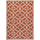 SND04 Red-Outdoor-Area Rugs Weaver
