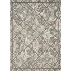 OM002 Grey-Modern-Area Rugs Weaver