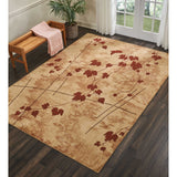 ST70 Beige-Transitional-Area Rugs Weaver
