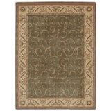 ST02 Beige-Traditional-Area Rugs Weaver