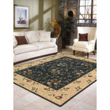 ST05 Navy-Transitional-Area Rugs Weaver