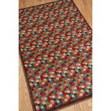 ST84 Multi-Modern-Area Rugs Weaver