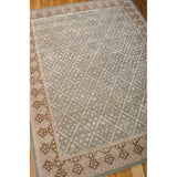 SYM01 Green-Traditional-Area Rugs Weaver