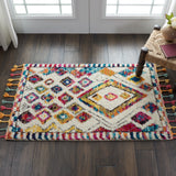 NMD02 Ivory-Transitional-Area Rugs Weaver